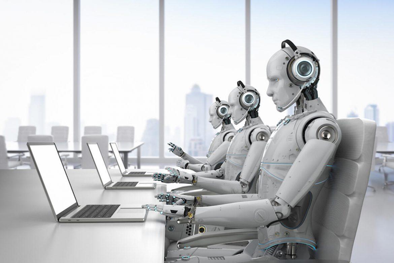 hire a robot